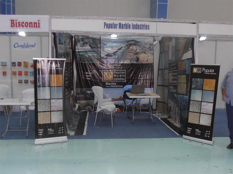 Baghdad International Fair Iraq 2012